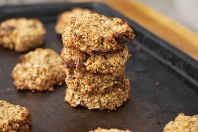 Biscuits végans à l'avoine simplissimes