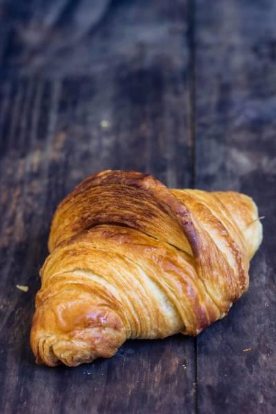 Croissants végans de Délia
