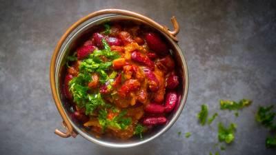 Rajma: les haricots rouges à l'indienne
