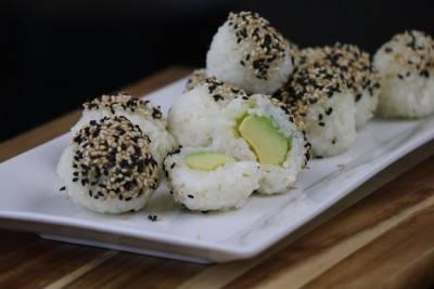 Boules de sushi