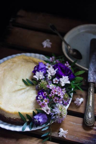 Cheesecake au citron léger et fondant