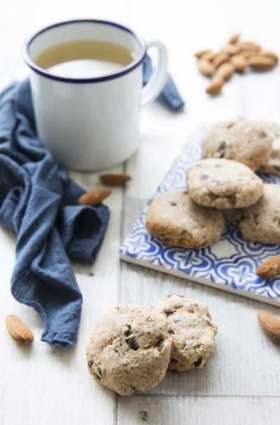 Cookies okara chocolat