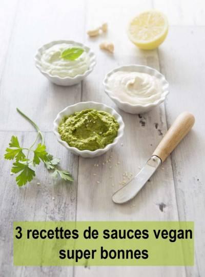 3 recettes de sauces citronnées extra