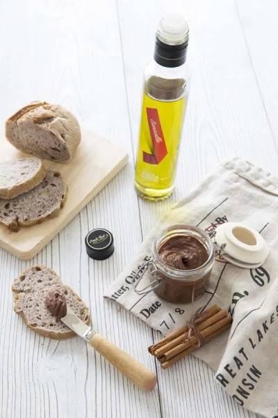 Pâte à tartiner chocolat cannelle
