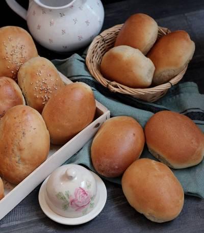 Petits pains au lait végans