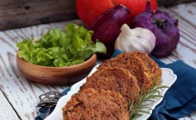 Galettes poireau carotte quinoa