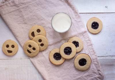 Biscuits de goûter pour la semaine