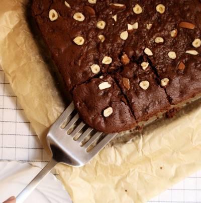 Brownies inspirés de Jamie Oliver