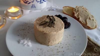 Terrine de tofoie ou faux gras