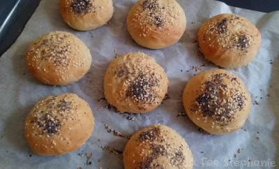 Petits pains maison à la farine de kamut