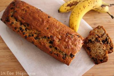 Banana bread végan inratable
