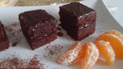 Gâteau au chocolat à l'avocat, sans gluten