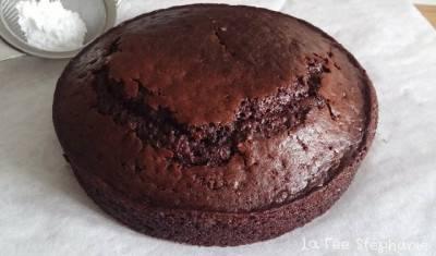 Gâteau au chocolat de la fée Stéphanie