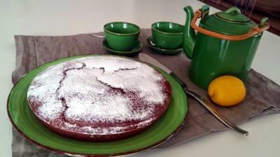 Gâteau au chocolat parfumé à la cannelle