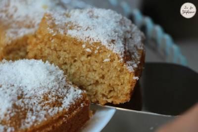 Gâteau coco moelleux gourmand