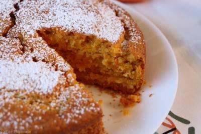 Gâteaux aux amandes à la carotte