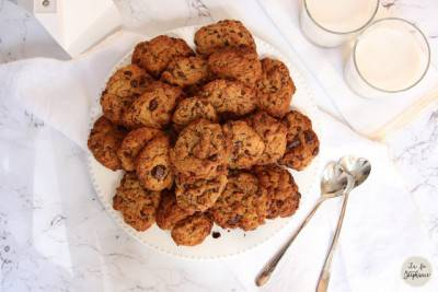 Cookies irrésistibles au chocolat noir