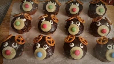 Muffins rigolos façon cupcakes enfantins