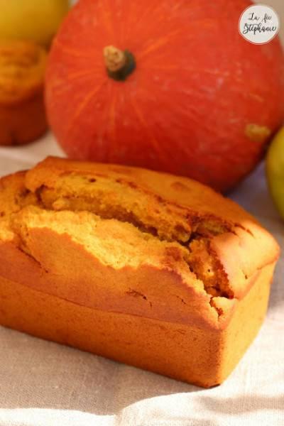 Pain d'épices pomme-butternut