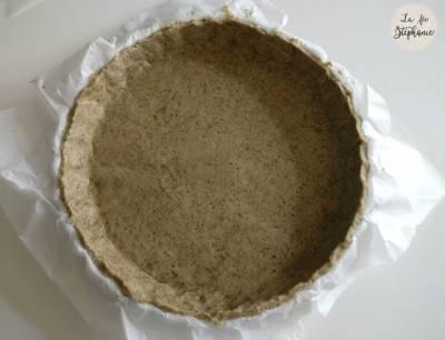 Pâte à tarte maison sans gluten
