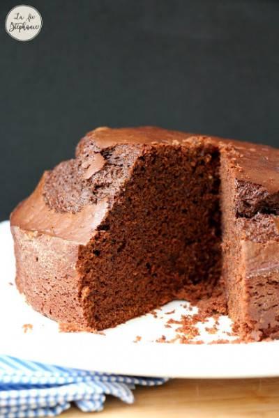 Gâteau au chocolat express et simplissime