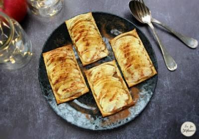 Tartelettes aux pommes trop faciles