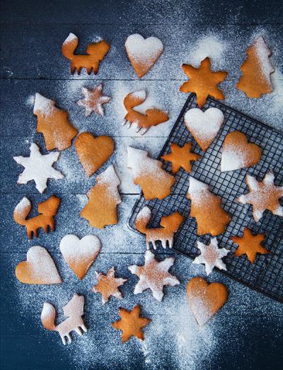Biscuits secs suédois aux épices