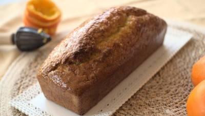 Cake à l'orange facile et rapide