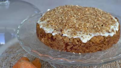 Carrot cake de Mimmy Dou