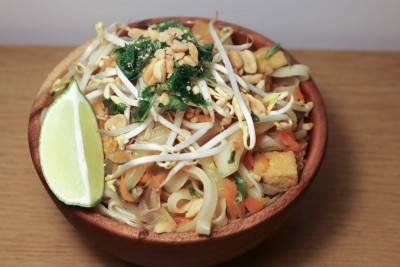 Pad thaï végan de Rose Citron
