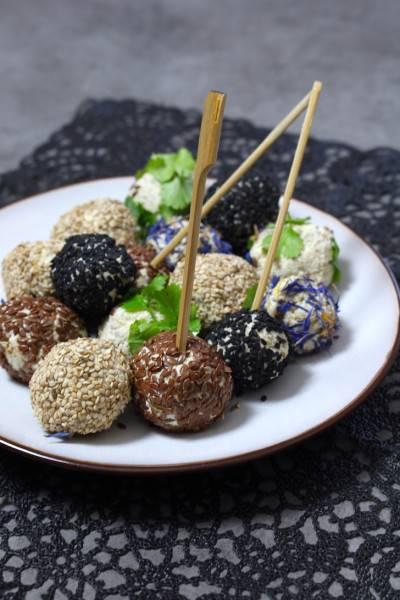 Perles vromagères au tofu lactofermenté