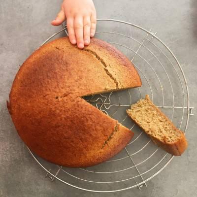 Gâteau de base végan avec ou sans gluten