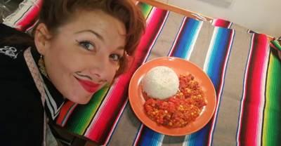 Chili sin carne d'Éva les petits plats