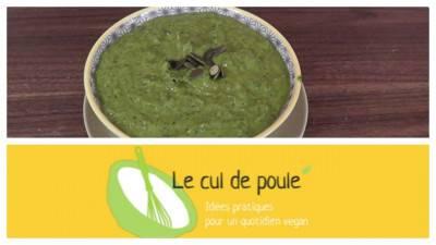 Pesto de fanes et verdures