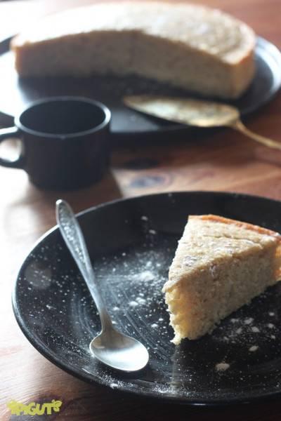 Gâteau au yaourt végan de Melle Pigut