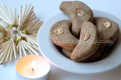 Biscuits végans à la châtaigne