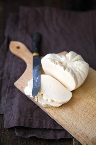 Mozzarella végane de Marie Laforêt