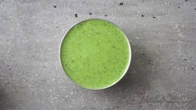 Sauce verte à l'indienne