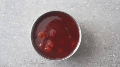 Sauce sucrée au tamarin