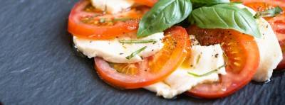 Mozzarella végane pour salades