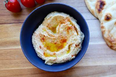 Hummus de Jean-Philippe