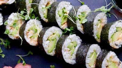 Maki sushis signés JP