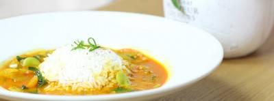 Curry aux légumes d'hiver