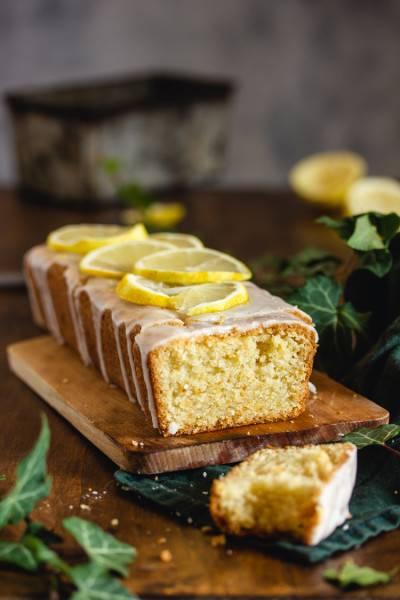Cake au citron de Délia