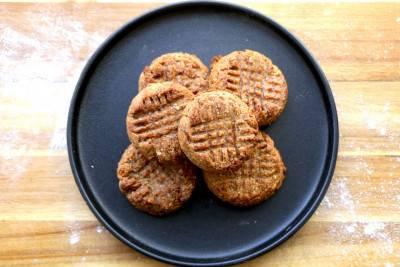 Biscuits santé aux dattes