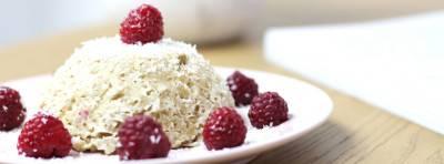 Bowlcake protéiné aux flocons d'avoine