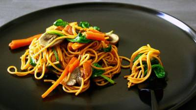 Nouilles chinoises Lo mein