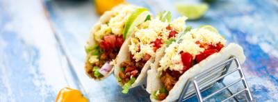 Tacos végans sans gluten
